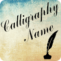 Calligraphy Name Art Maker – Fancy Text, Word Art icon
