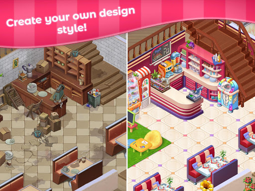 Cooking Paradise - Puzzle Match-3 game 2.0.6 screenshots 17