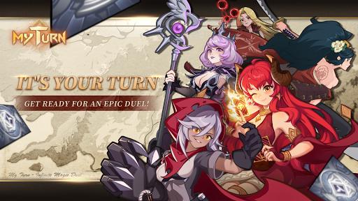 My Turn: Infinite Magic Duel apkmartins screenshots 1