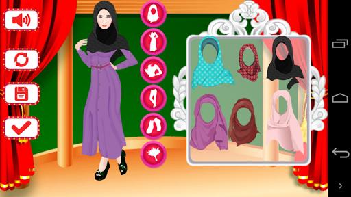 Hijab Dress Up Games