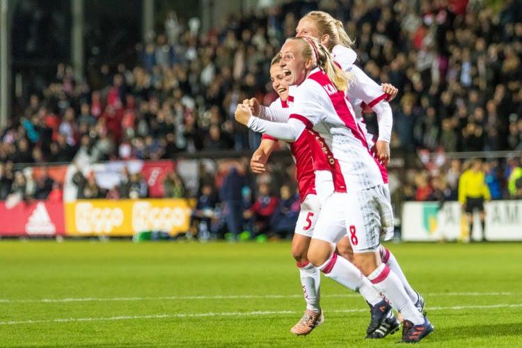 Dubbel voor Red Flames in Nederland