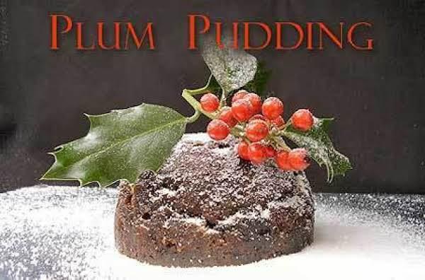 Perfect Christmas Pudding