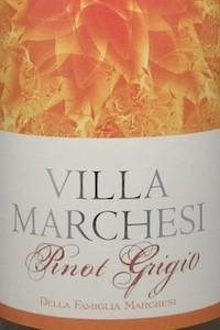 Logo for Della Famiglia Villa Marchesi Pinot Grigio