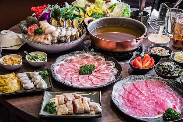 蘆洲鍋物推薦!吃鍋物,享幸福,嚴選食材的完美演繹!銅花精緻涮涮鍋 蘆洲集賢店