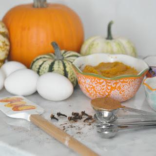 Pumpkin Bread With Coconut Oil Recipes