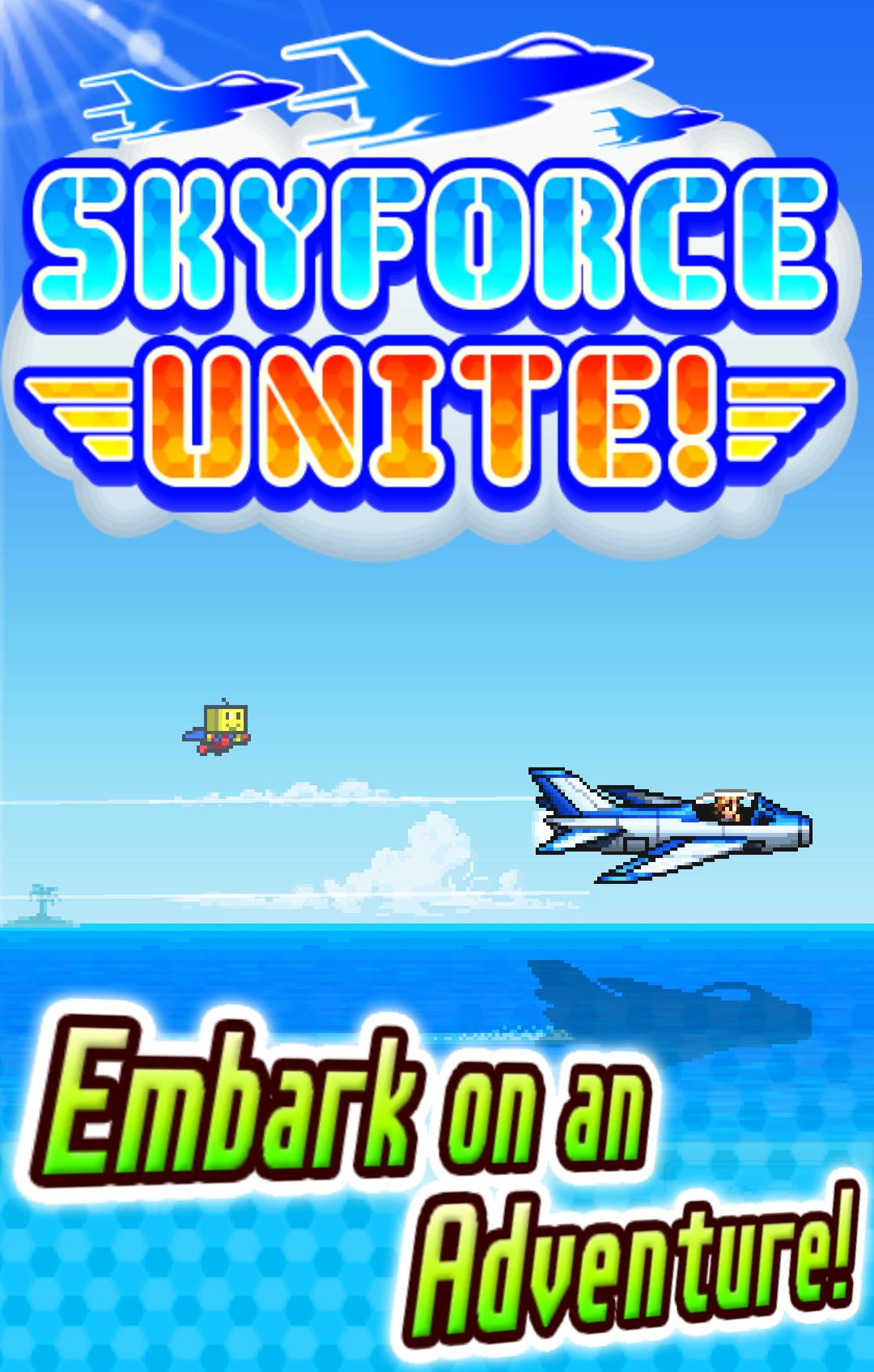 Skyforce Unite! screenshot #24