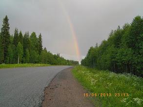 Photo: 370 км Питкяранта-Уукса