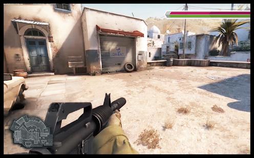 Counter Terrorist: Frontline FPS Strike Shooter 3D - náhled