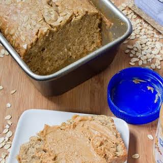 Maple Peanut Butter Oatmeal Bread.