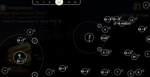 Screenshot for Panda Gamepad Pro (BETA) in United States Play Store