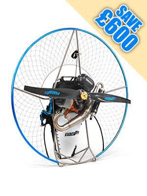 Paramotor package custom tool