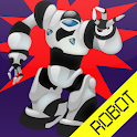 ROBOT Games for Kids & Sounds icon