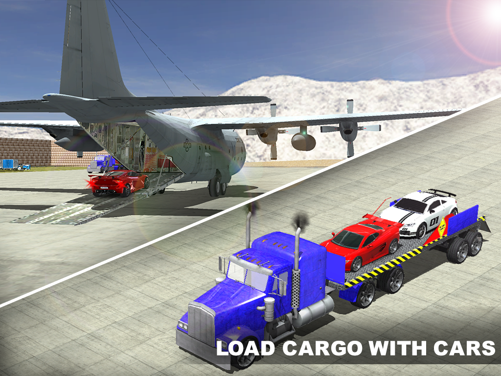 airplane pilot car transporter android apps on google play