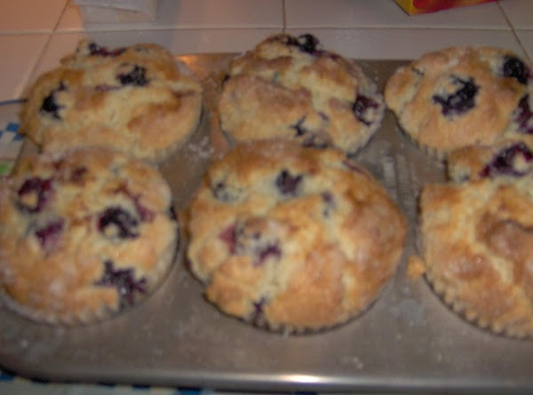 Bake at 400* for 20-25 minutes or until muffins are golden.  Remove from...