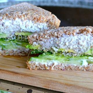 "A Vegan ""Tuna Salad"" Sandwich That Won't Stink Up The Office"