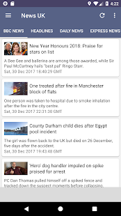 NEWS UK - náhled