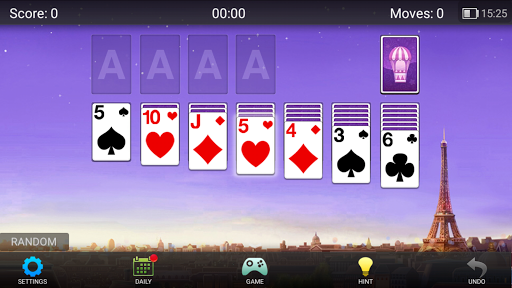 Solitaire!  gameplay | by HackJr.Pw 8