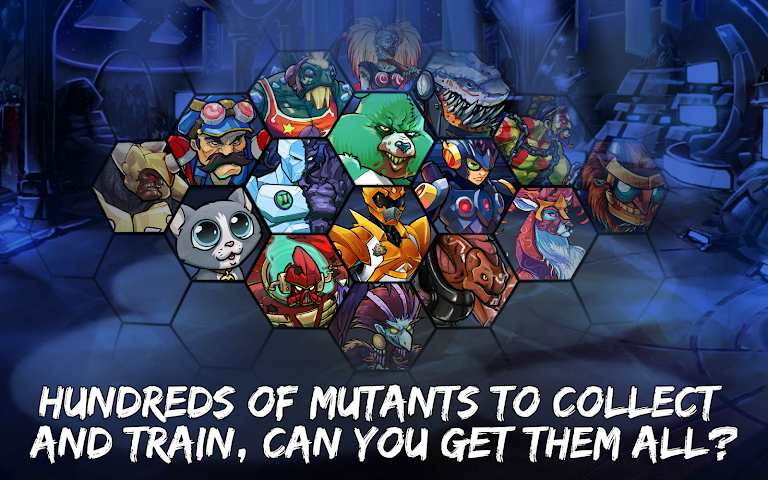 android Mutants: Genetic Gladiators Screenshot 10