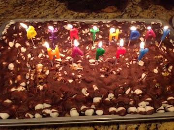 Hershey's Double Cocoa Cake Recipe