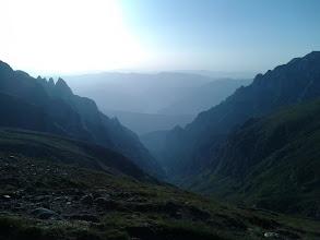 Photo: Valea Cerbului la 7:00