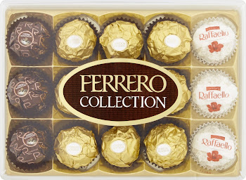 Ferrero Chocolate Collection - 15pcs, 172g