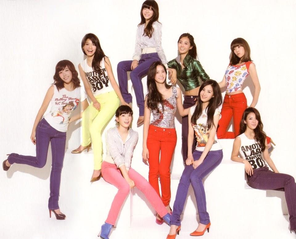 Girls Generation_SNSD_Gee