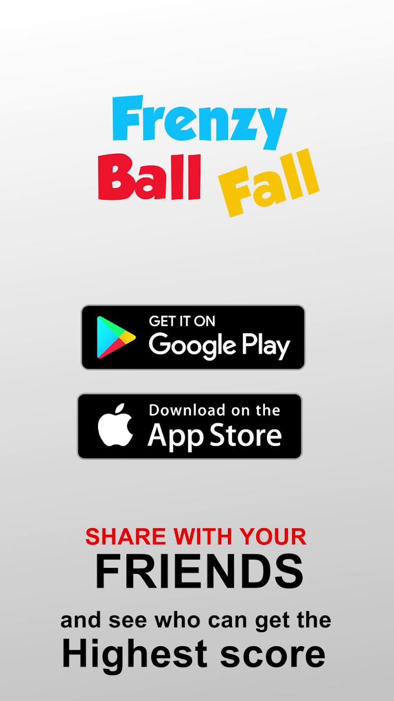 Скриншот Frenzy Ball Fall