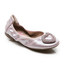 Lelli Kelly Magiche Heart Folding Ballerina FOLD UP BALLERINA