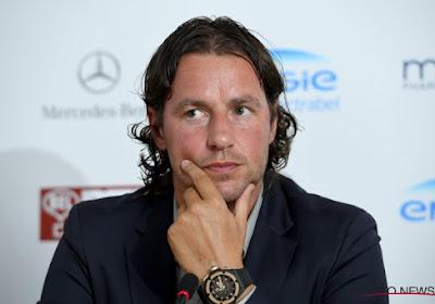 """Olivier Renard justifie le départ de Ferrera: """"Beaucoup de réservistes avaient le moral dans les chaussettes"""""""