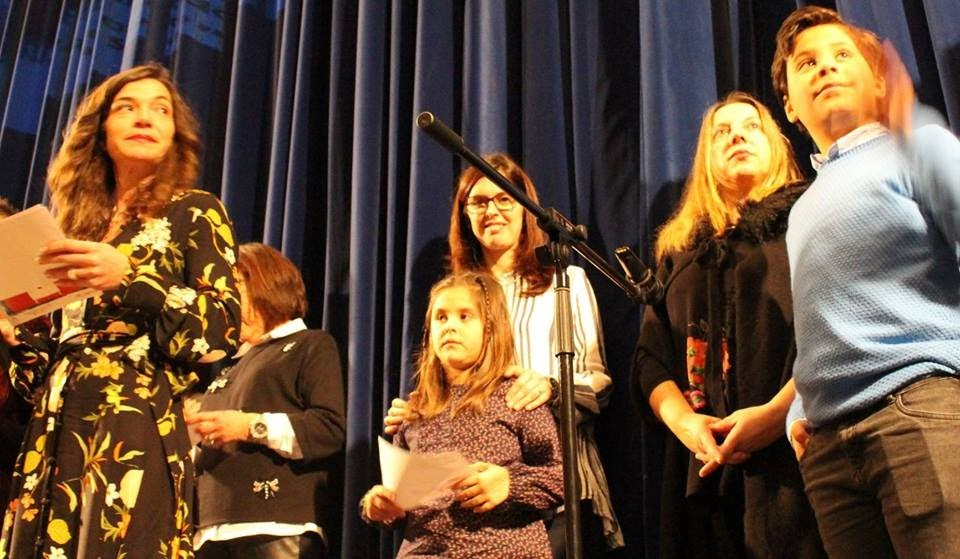 Poesia da Misericórdia de Lamego apoia luta contra a fome