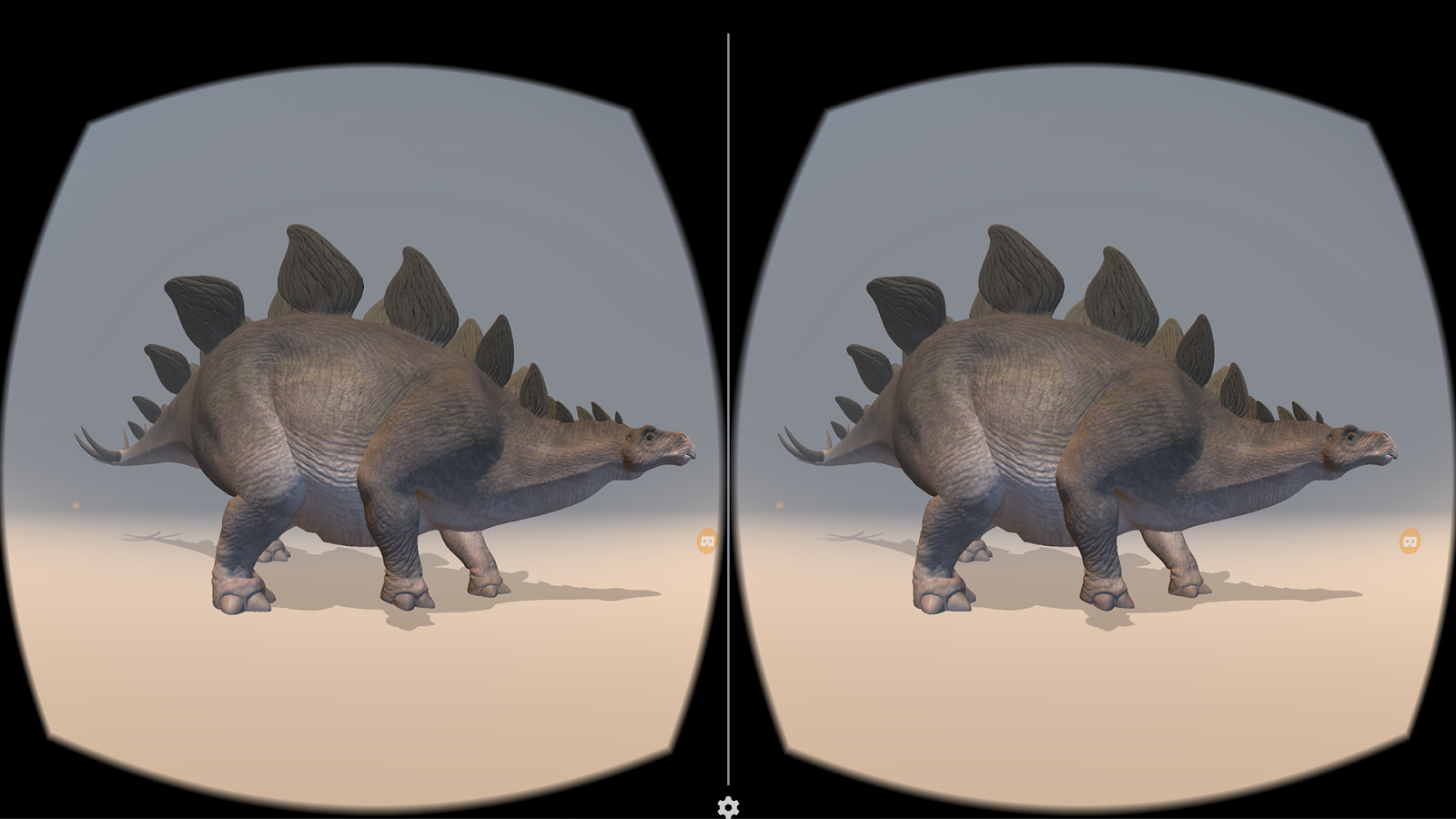 Sketchfab VR for Cardboard- screenshot