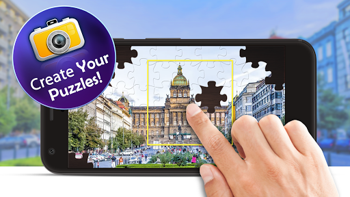 Magic Jigsaw Puzzles screenshots 4