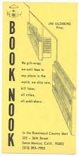 Photo: Book Nook