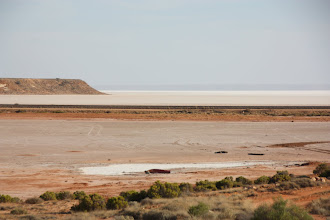 Photo: Year 2 Day 221 - One of the Great Artesian Lakes #2