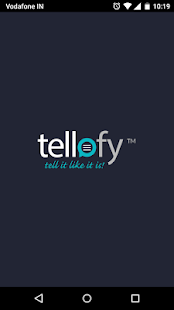 Tellofy- screenshot thumbnail
