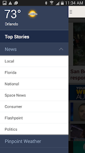 News 6 ClickOrlando - WKMG- screenshot thumbnail