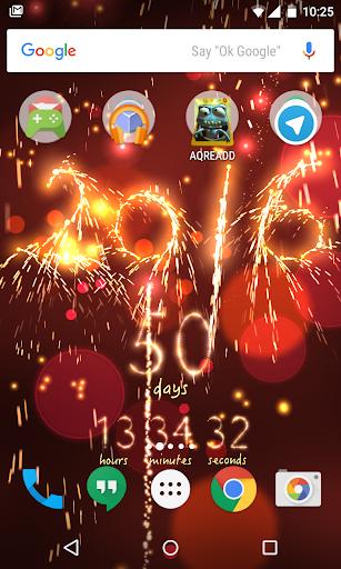 New Year Countdown Premium скачать на планшет Андроид