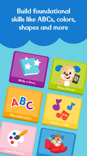 Learn & Play by Fisher-Price: ABCs, Colors, Shapes android2mod screenshots 3
