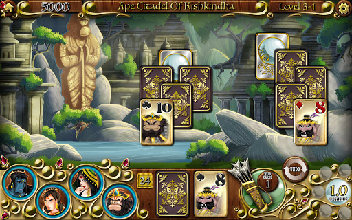 Quest for Seeta Solitaire Free