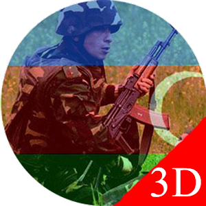 Azerbaijan Soldier 3D for PC and MAC
