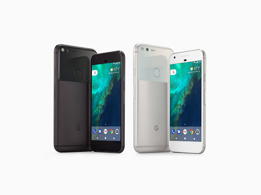 Pixel & Pixel XL colors