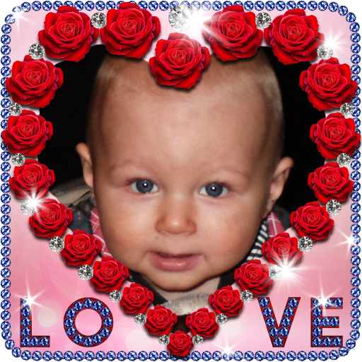 Love photo frames. ANIMATED! Icon