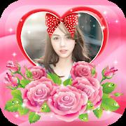 Rose Flower Frames or Flower Photo Frames App