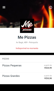 Me Pizzas Delivery- screenshot thumbnail