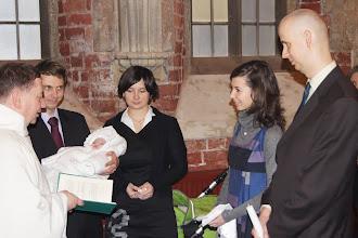 Photo: 17 XII 2011 roku - Rodzice chrzestni