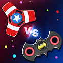 Fidget Spinner .io Realtime Multiplayer Battles icon