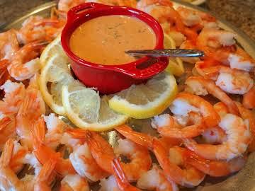 Zippy Shrimp Remoulade Platter