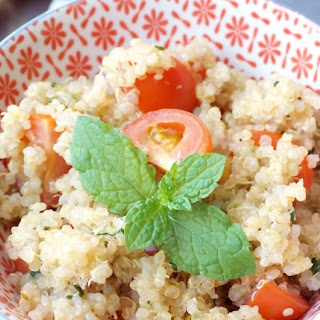 Moroccan Summer Quinoa.