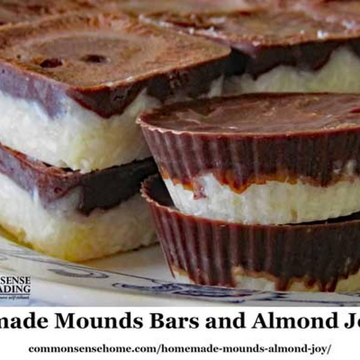 Mound Bars Recipes Yummly