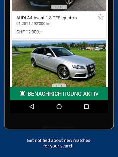 AutoScout24 Switzerland u2013 Find your new car  screenshots 8